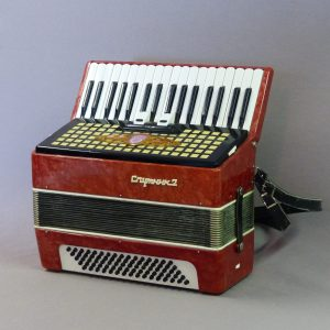 accordéon piano russe