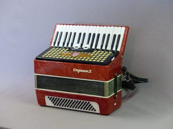 accordéon piano russe